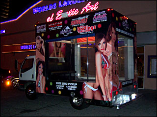 strippers mobil sukker